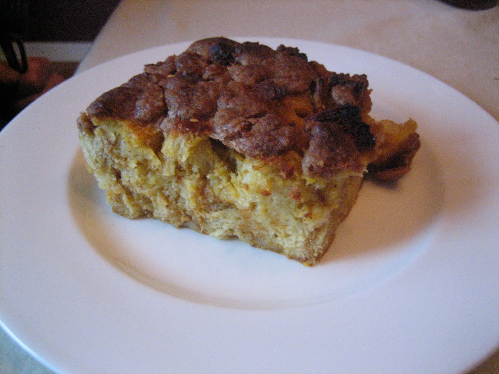 Equal Opportunity Kitchen: Baked Pumpkin French Toast