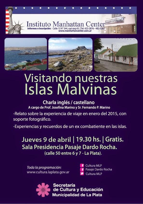 Visitando nuestras Islas Malvinas
