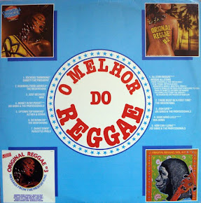 ORIGINAL REGGAE LP