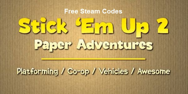 Stick 'Em Up 2: Paper Adventures Key Generator Free CD Key Download