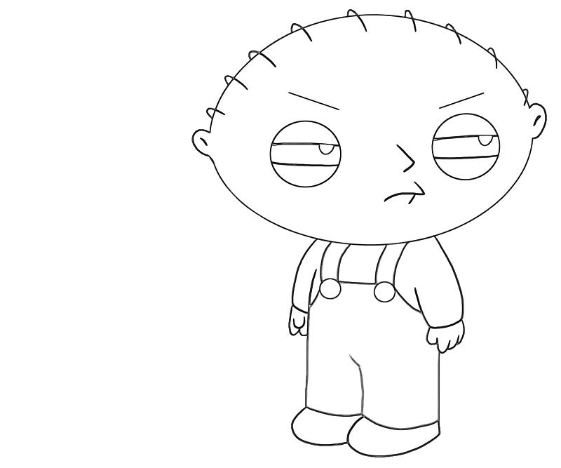 printable-stewie-griffin-look_coloring-pages