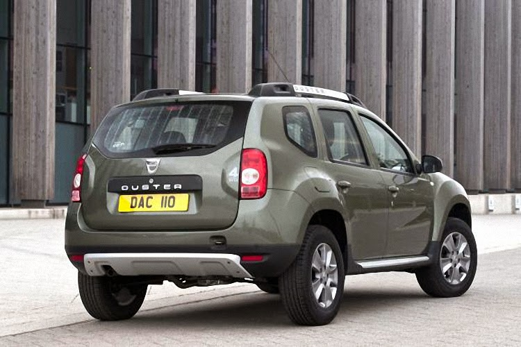 Compact Suv Dacia Duster Updated For 2015 Car Reviews