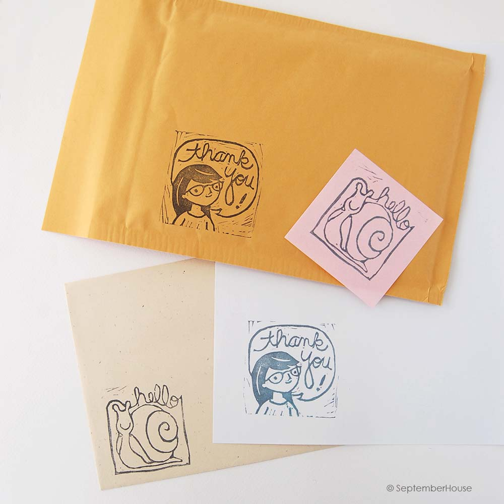 moo carve stamps by septemberhouse