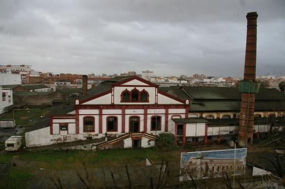 Patrimonio industrial arquitect nico nuevas noticias for La fabrica del mueble sevilla