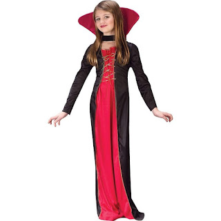 Best Products Victorian Vampiress Child Costume Latest 2015