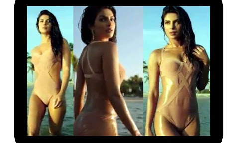 Priyanka Chopra - Exotic ft. Pitbull - Video