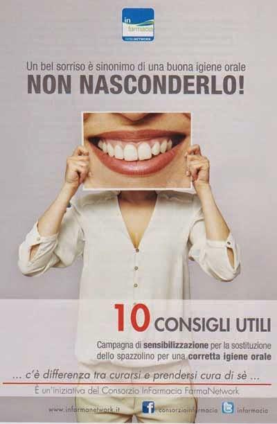 Spazzolino da denti consorzio