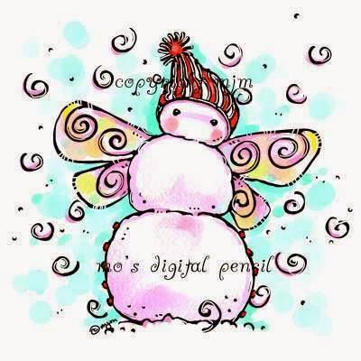 http://www.mosdigitalpencil.com/fairy-snowman/
