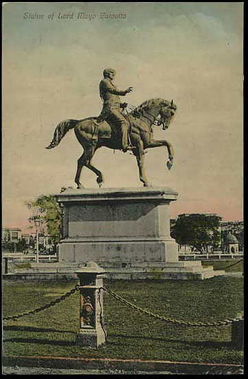 Statue-of-Lord-Mayo---Calcutta-%2528Kolkata%2529