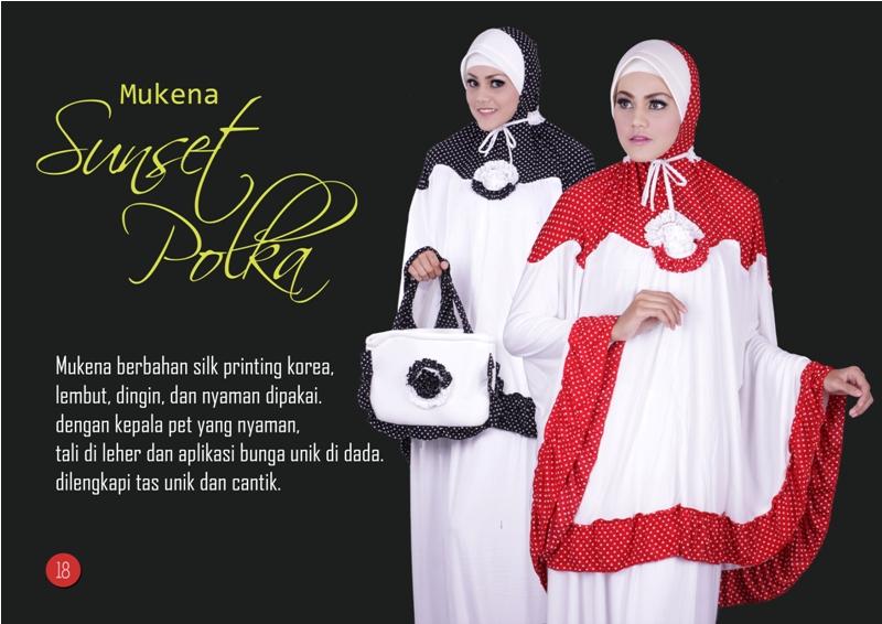 Katalog Mukena Cantik Meidiani 2013