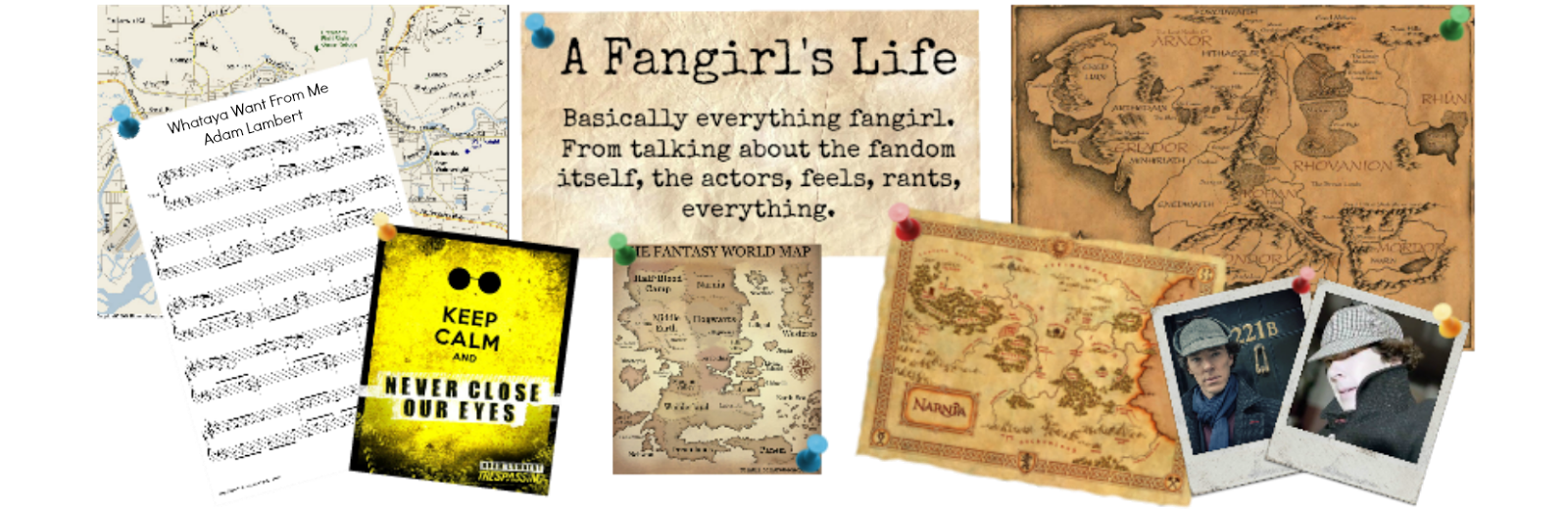 A Fangirls Life