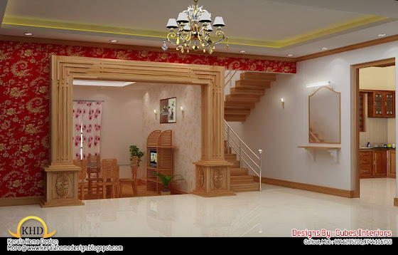 Home interior design ideas kerala home design and floor plans for Homes interior decoration ideas