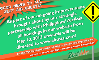 zest air asia website