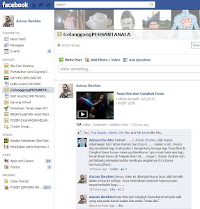 Facebook Group GelanggangPERSANTANALA