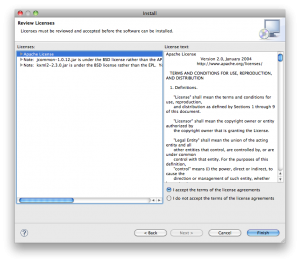 How to Install the ADT Plugin for Eclipse Review Licenses