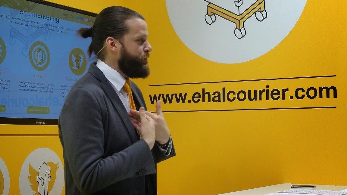 Retos logisticos halcourier presenta su nueva soluci n e for Oficinas halcourier