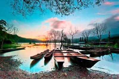 Main ke Danau Tamblingan