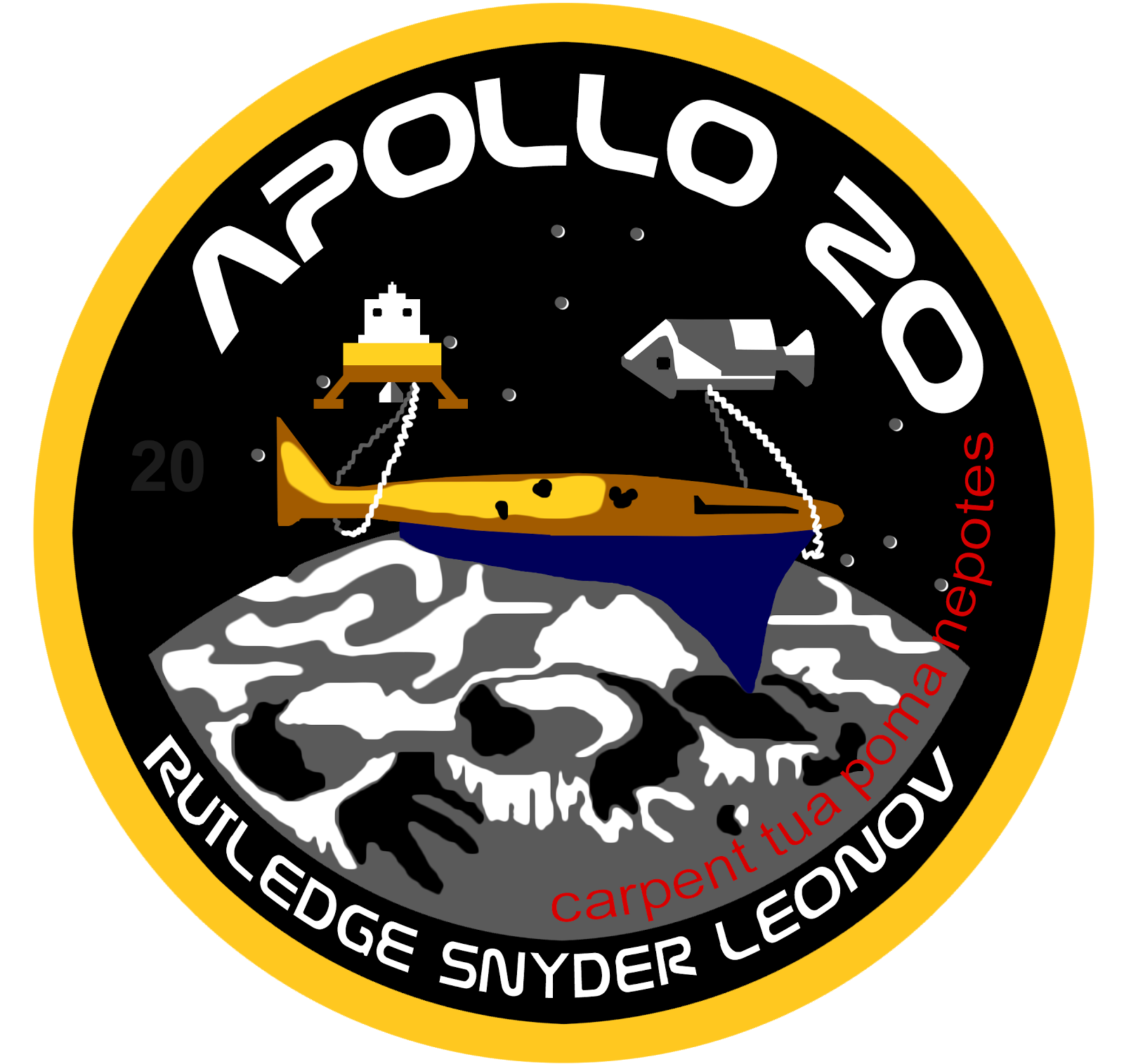 Watch Apollo 20 Video