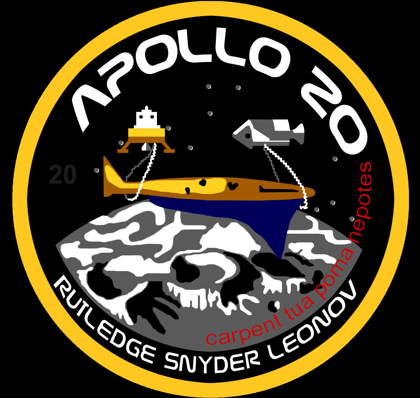 Watch Apollo 20 Video