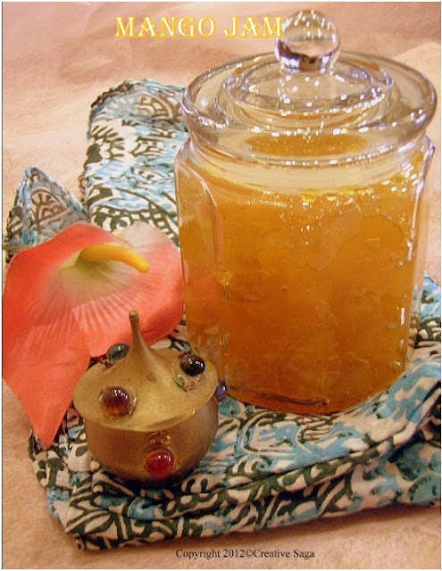 mango jam