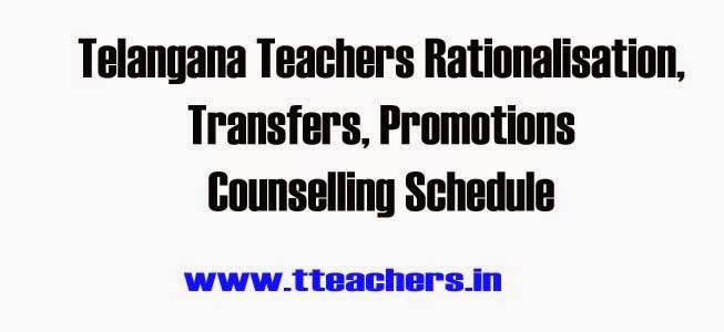 TS Rc1848  Clarifications on Teachers Rationalisation Transfers and Promotions