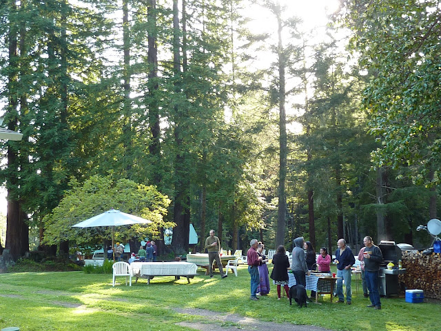 College of the Redwoods Fine Woodworking Graduation