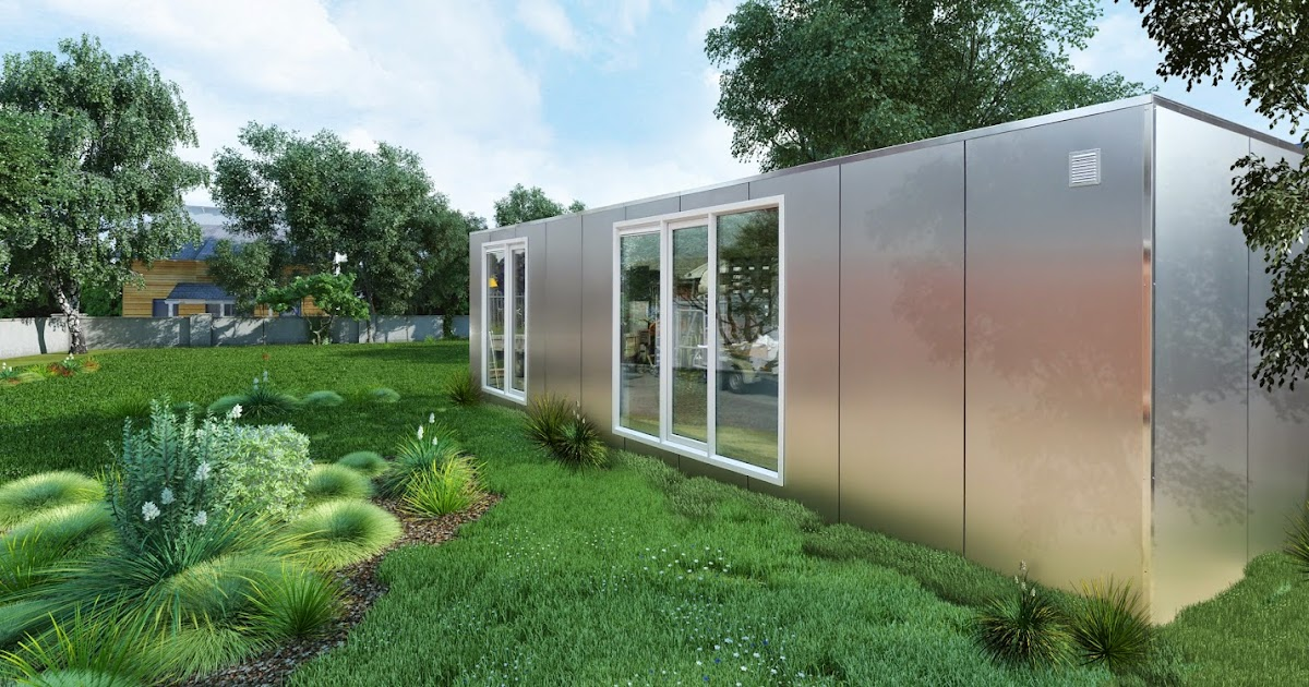 Shipping container homes affordable shipping container home by living project - Affordable container homes ...