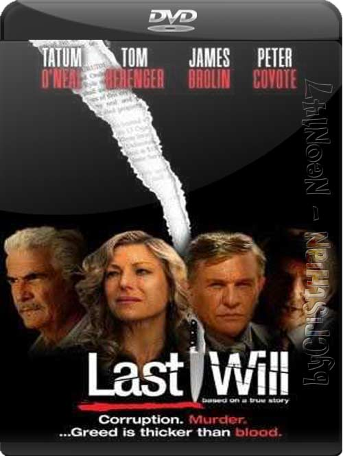 Su Ultima Voluntad (Last Will) (Castellano) (DVDRip) (Audio: AC3) (2011) (partes de 250 MB y 1 LINK) (Mirrors)