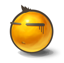 Disappointed Emoticon