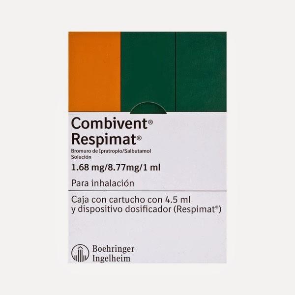 Combivent Respimat Inhaler 4g