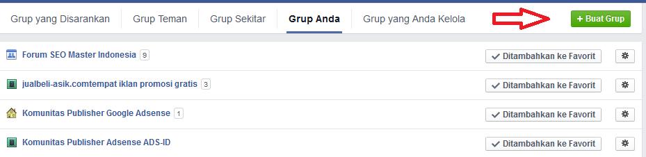 buat group