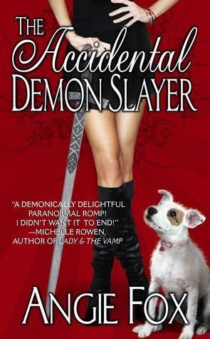 https://www.goodreads.com/book/show/17737996-the-accidental-demon-slayer