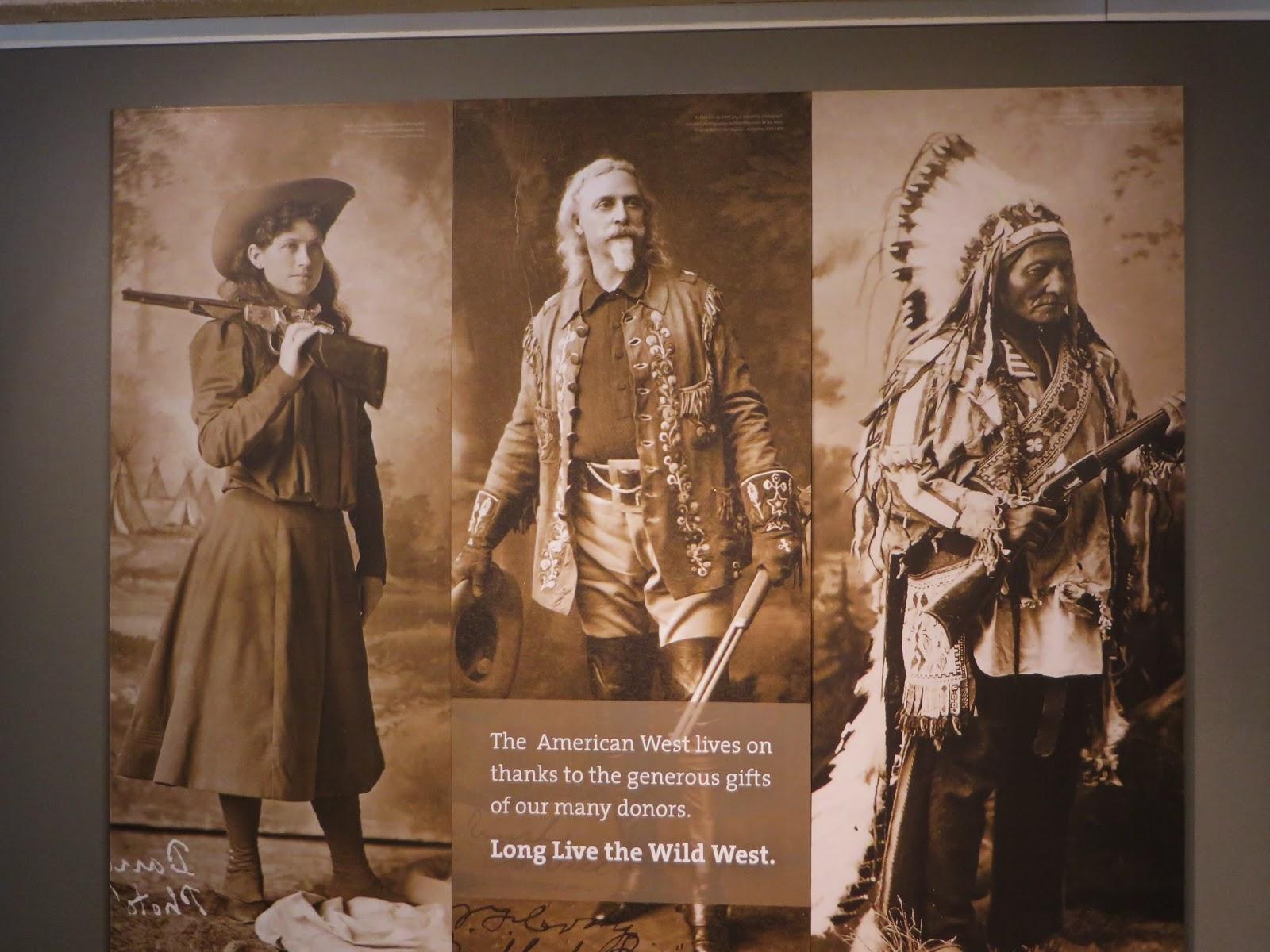 annie oakley a western folk hero from buffalo bills wild west
