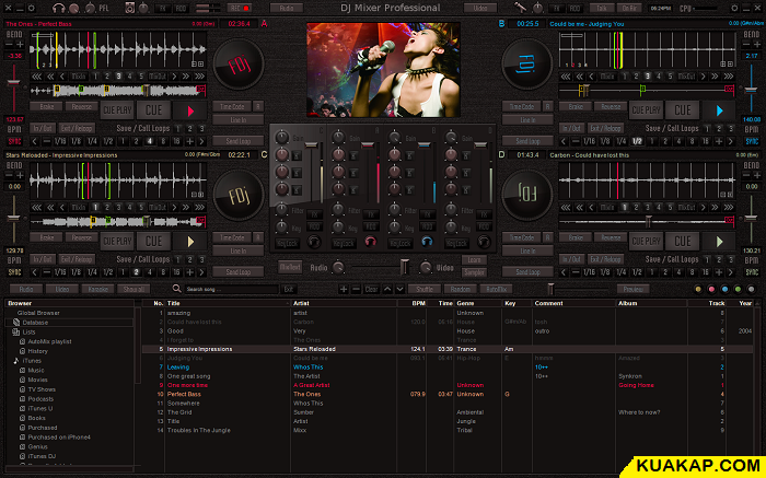 12 TOP FREE MP3 DJ Mixing Software Terbaik