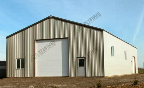 hangar metallique. Black Bedroom Furniture Sets. Home Design Ideas
