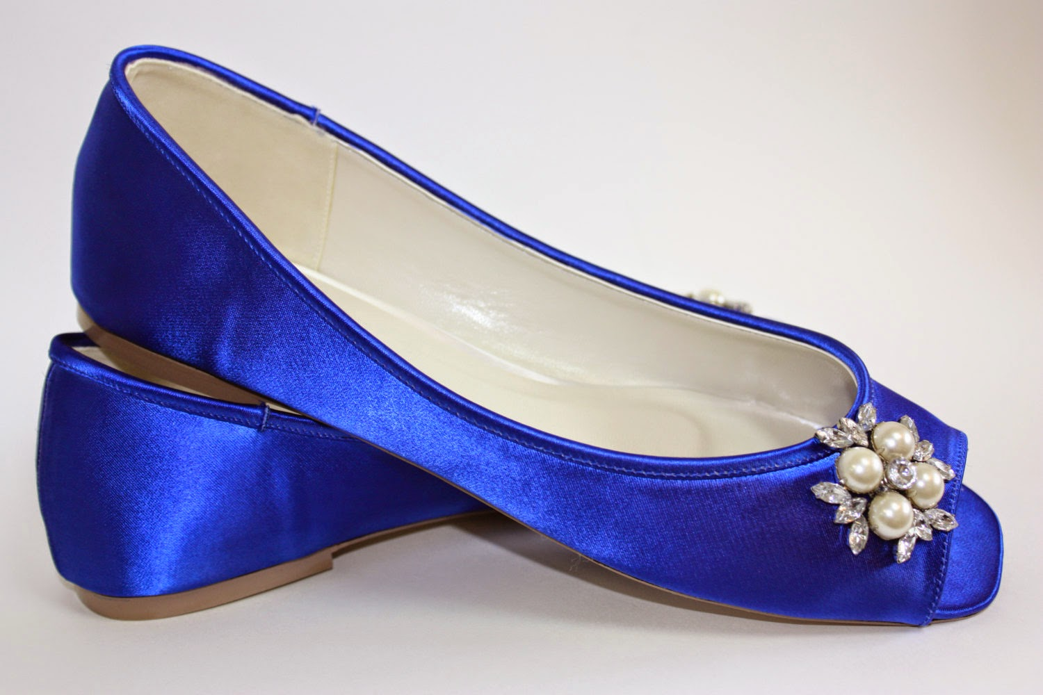 Image result for royal blue wedding shoes for bride