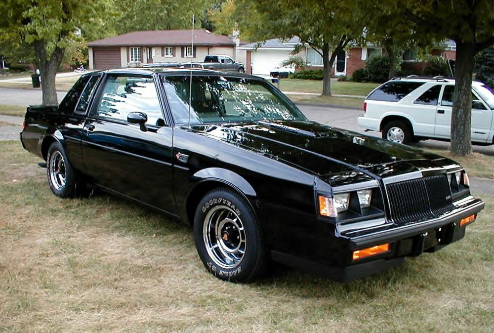 The Hottest Muscle Cars In The World Buick Grand National