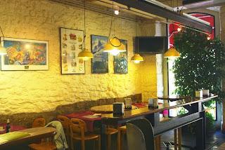 La Gran Taberna, imagen del interior