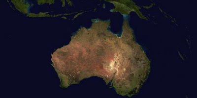 Awal Terbentuknya Australia
