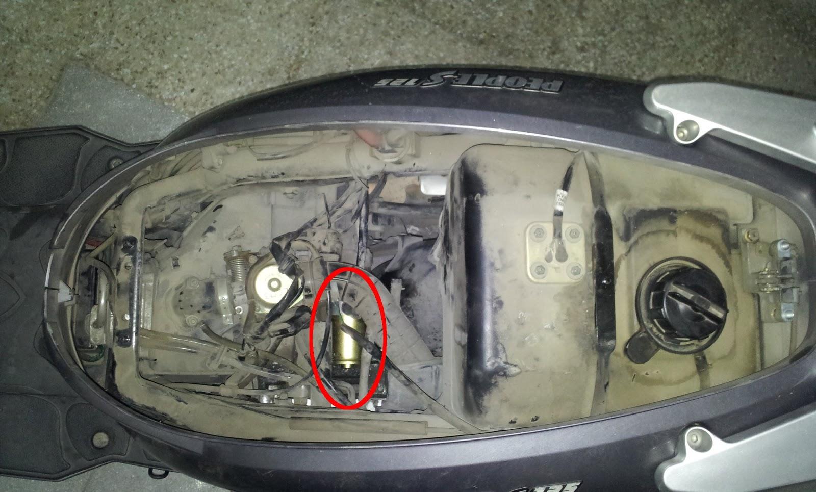 Desparramadas de sesos mi moto kymco people s 125 no arranca for Donde reparar mi roomba