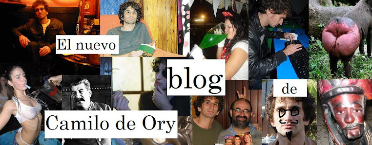 El Blog de Camilo de Ory