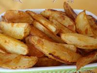 Batatas Crocantes (vegana)