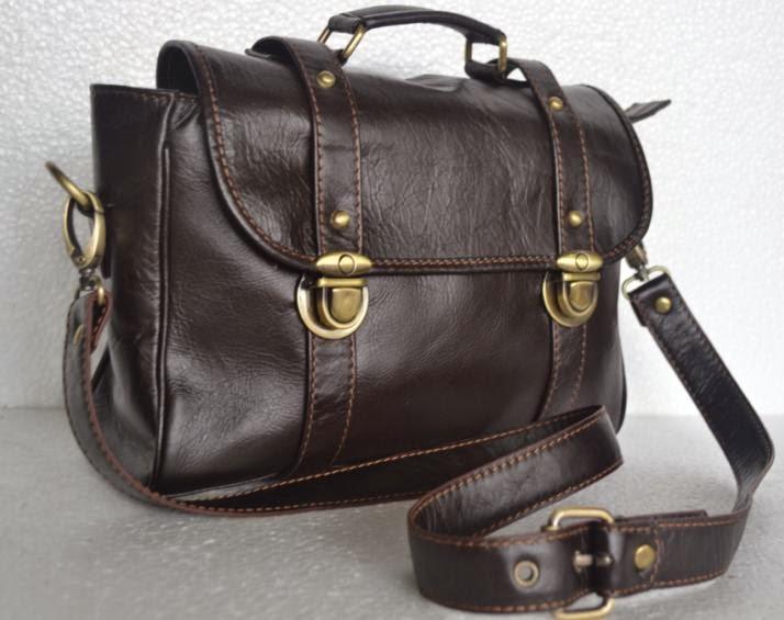 Jual tas kulit wanita asli