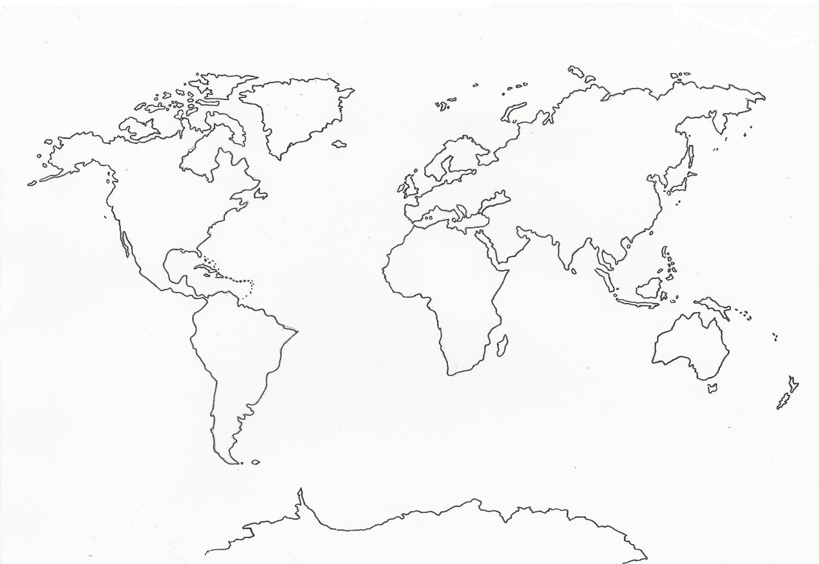 template world map