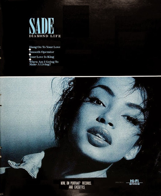 Top of the pops 80s sade diamond life 1984 for 80s deep house