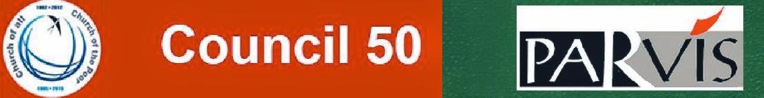 Le blog de la Fédération des Réseaux du Parvis pour Council 50