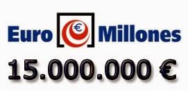 Euromillones del martes 6 de mayo de 2014