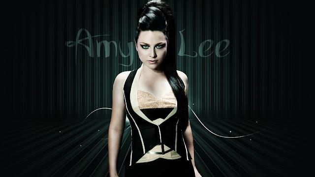 Amy Lee Hot Singer