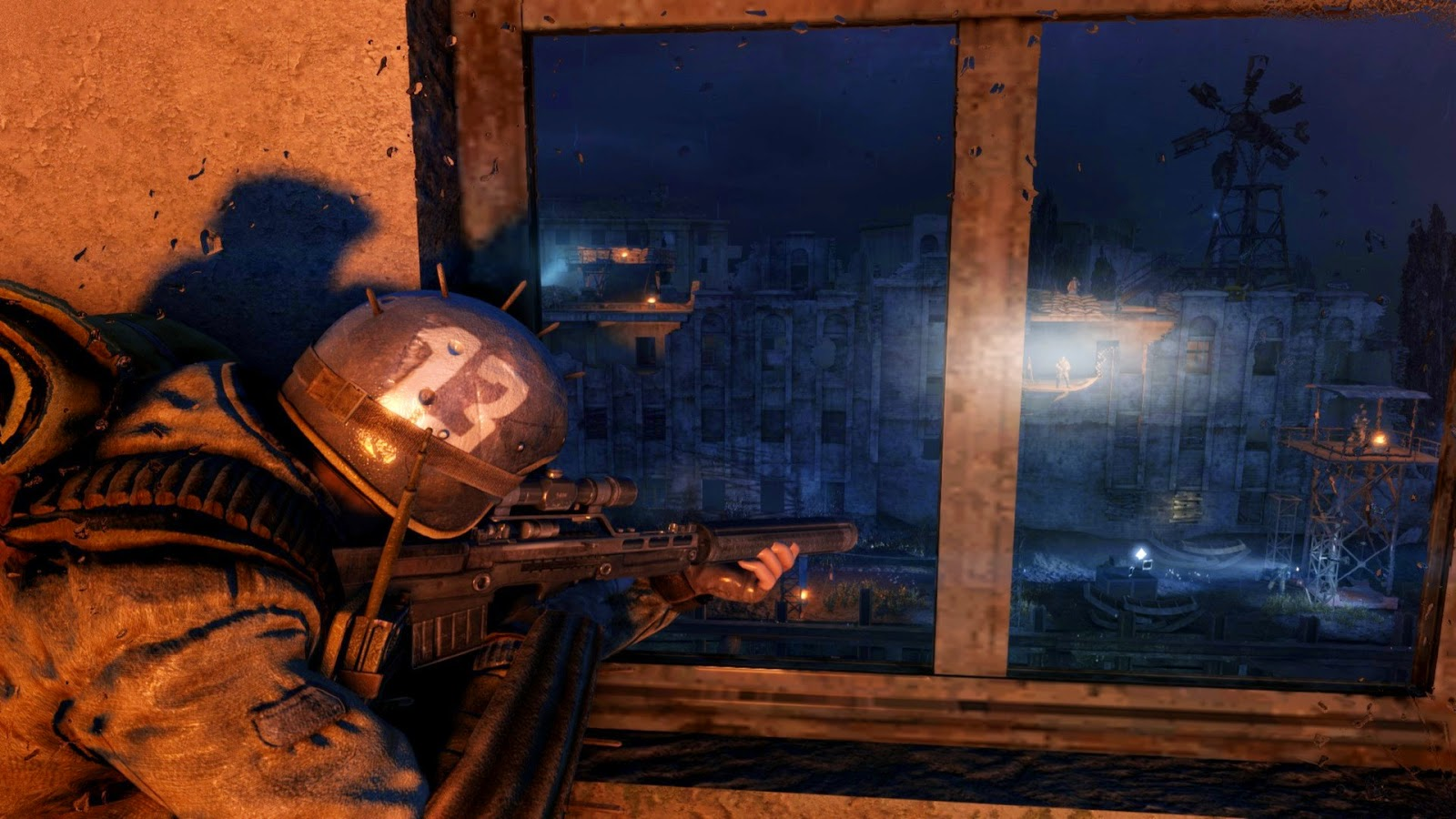 METRO LAST LIGHT V1.0.0.5 SCREENSHOT