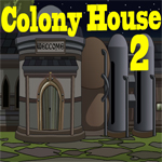 Games4King Colony House Escape 2